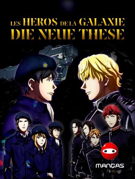 Mangas - Les héros de la galaxie : Die Neue These