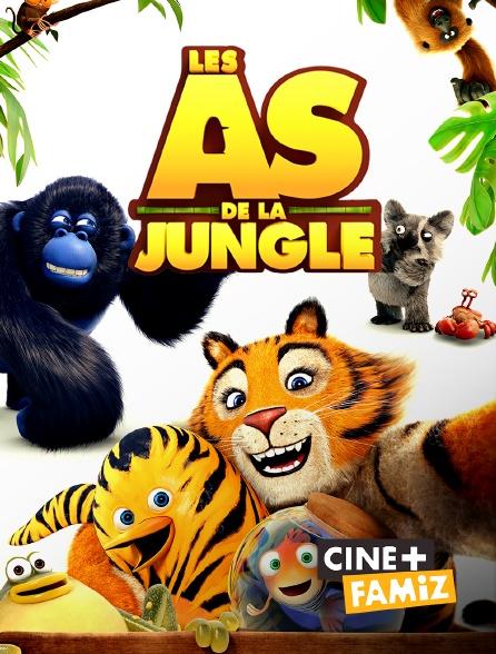 Ciné+ Famiz - Les as de la jungle
