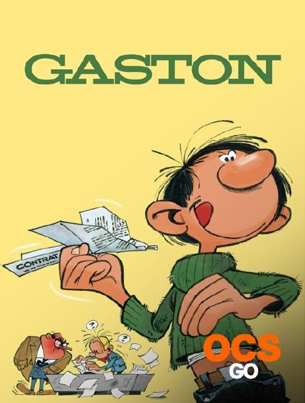OCS Go - Gaston