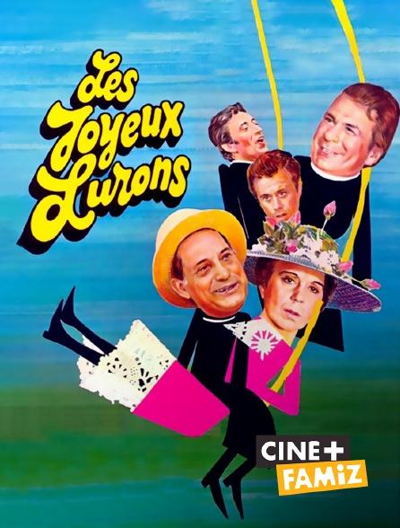 Ciné+ Famiz - Les joyeux lurons