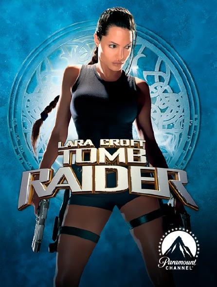 Paramount Channel - Lara Croft : Tomb Raider