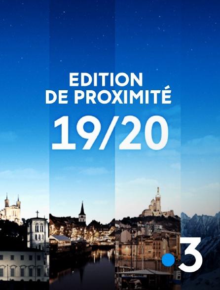 France 3 - 19/20 : Edition de proximité