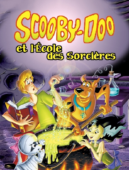 Scooby-Doo et l'école des sorcières