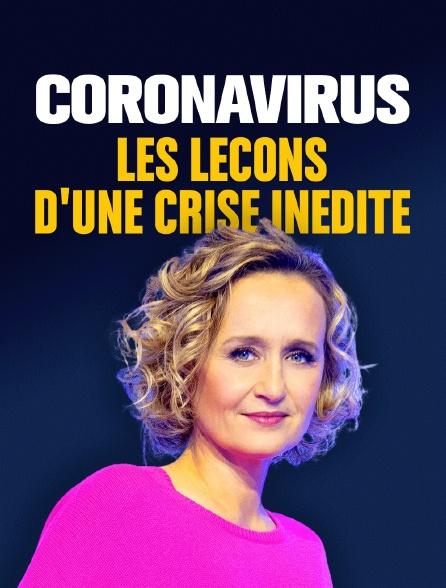 Coronavirus : les leçons d'une crise inédite