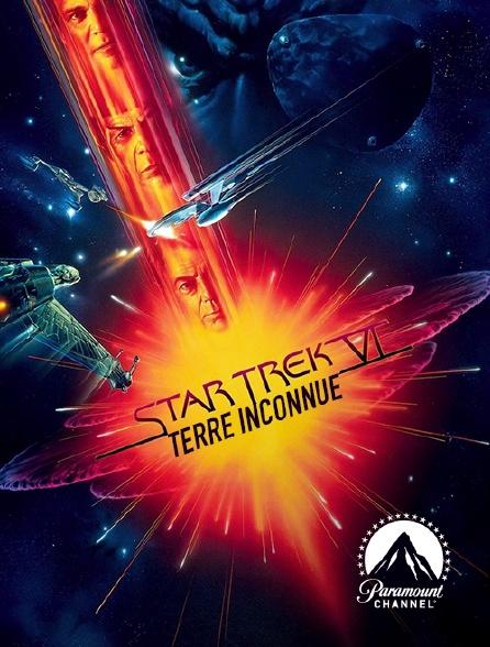 Paramount Channel - Star Trek VI : terre inconnue