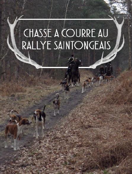 Chasse à courre au Rallye Saintongeais