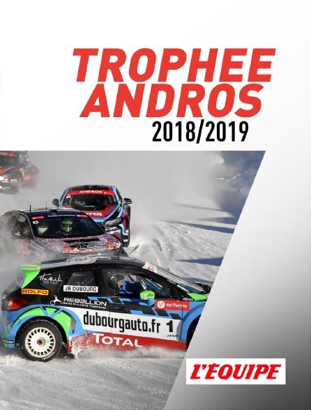 L'Equipe - Trophée Andros 2018/2019