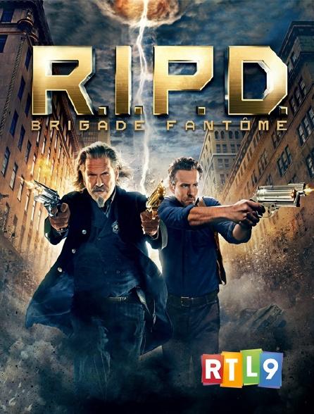 RTL 9 - R.I.P.D., brigade fantôme