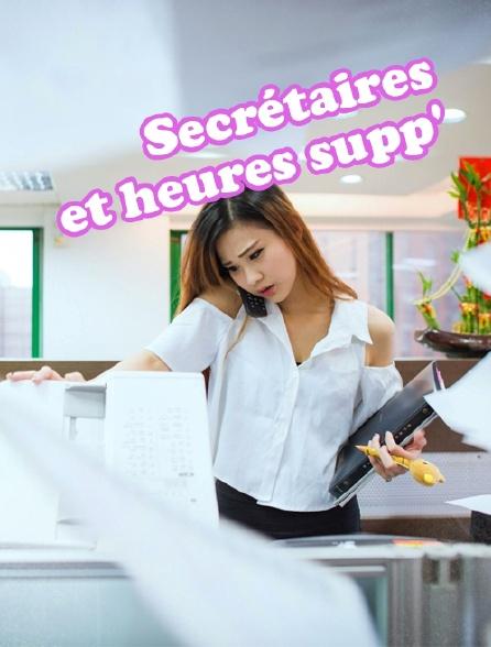 Secrétaires et heures supp'