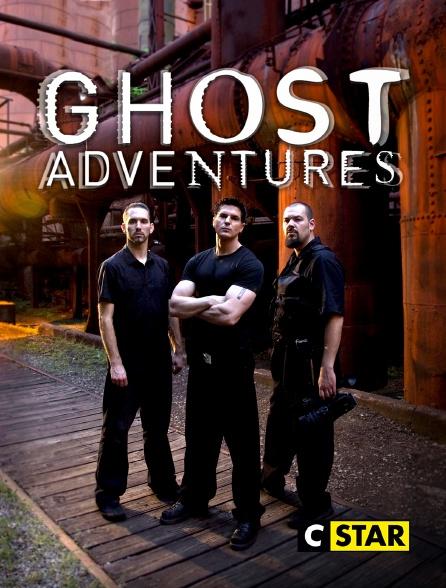 CSTAR - Ghost Adventures