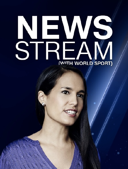 News Stream (with World Sport)
