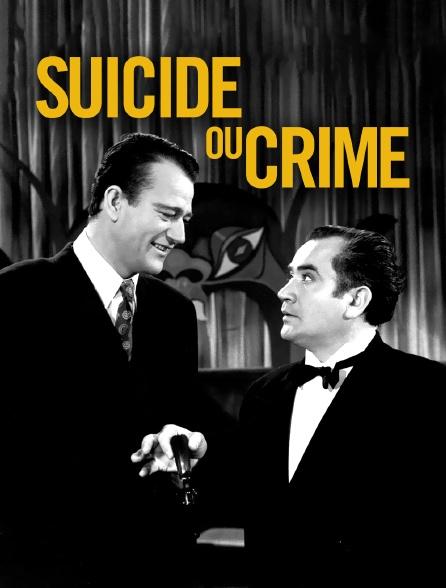 Suicide ou crime