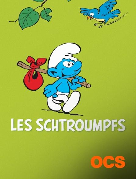 OCS - Les Schtroumpfs