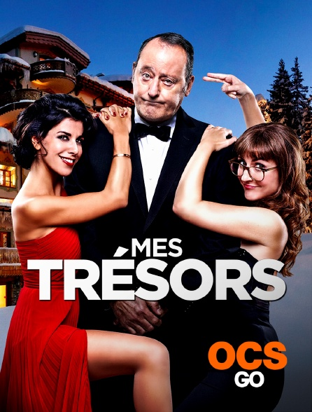 OCS Go - Mes trésors