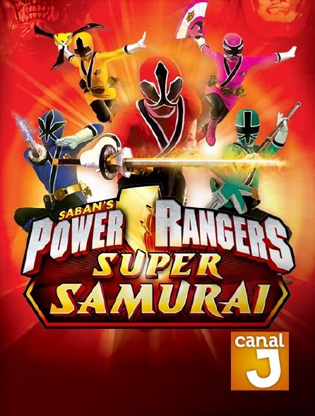 Canal J - Power Rangers Samurai