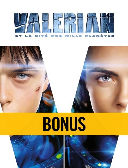 Valérian et la cité des mille planètes : bonus