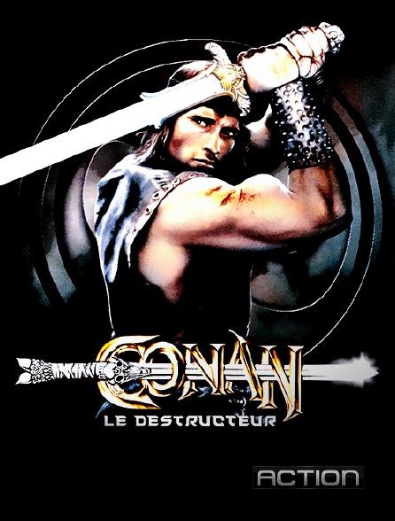 Action - Conan le destructeur