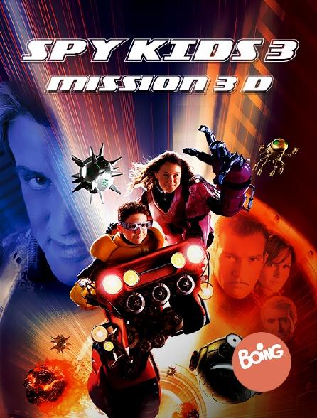 Boing - Spy Kids 3 : Mission 3D