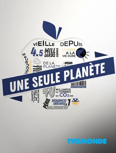 TV5MONDE - Une seule planète