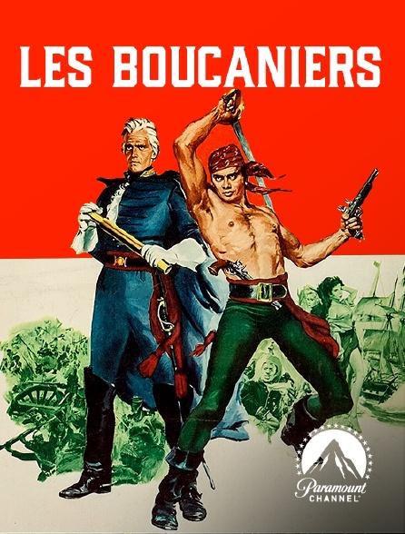 Paramount Channel - Les boucaniers