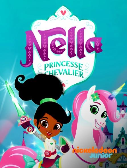 Nickelodeon Junior - Nella princesse chevalier