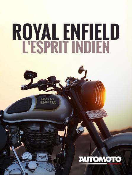 Automoto - Royal Enfield, l'esprit indien
