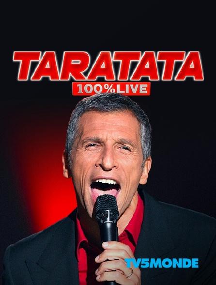 TV5MONDE - Taratata 100% live