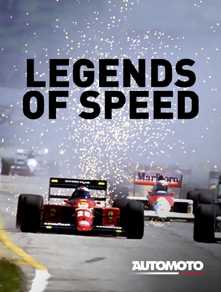 Automoto - Legends of Speed