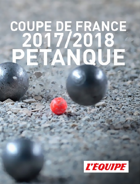 L'Equipe - Coupe de France 2017/2018
