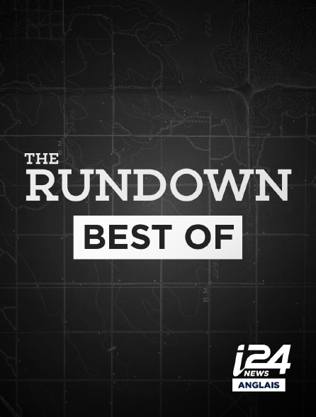 i24 News Anglais - The Rundown BO