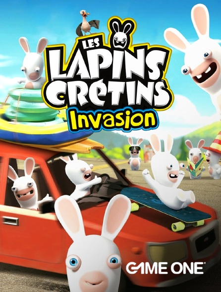 Game One - Les lapins crétins : invasion