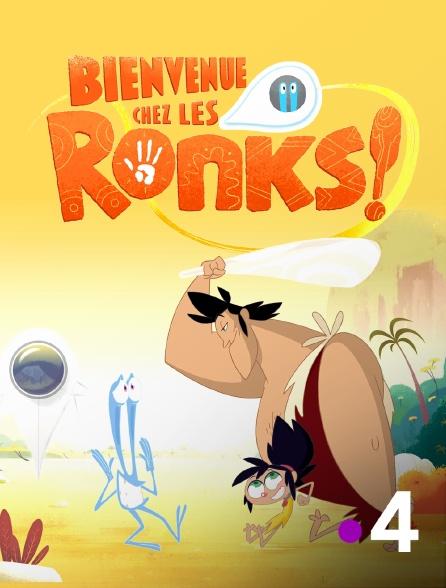 France 4 - Bienvenue chez les Ronks !