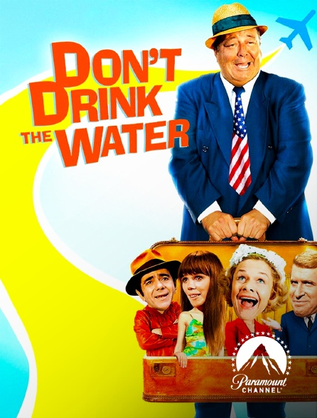 Paramount Channel - Don't Drink the Water
