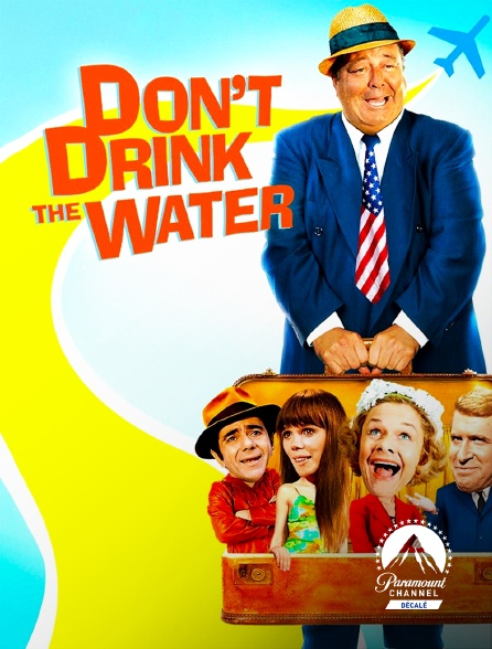 Paramount Channel Décalé - Don't Drink the Water