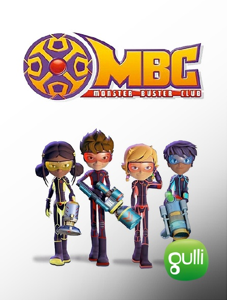 Gulli - Monster Buster Club : Chasseurs d'extraterrestres