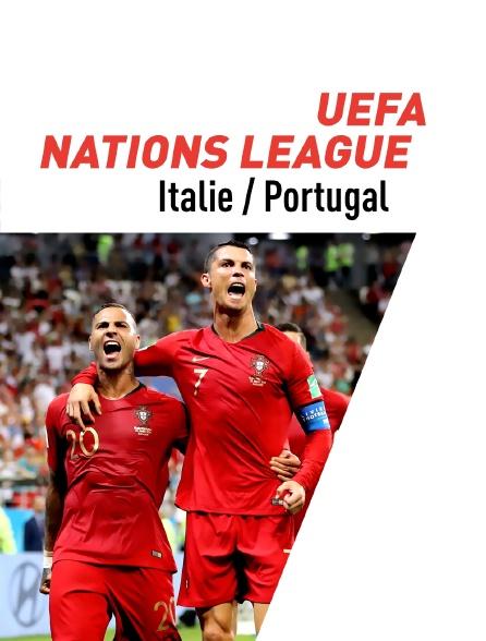 UEFA Nations League : Italie / Portugal