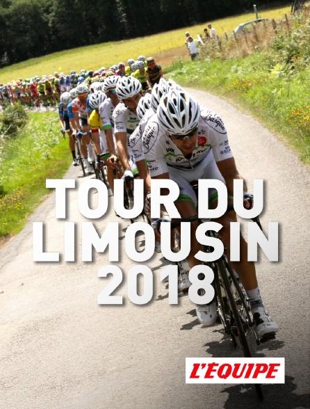 L'Equipe - Tour du Limousin 2018