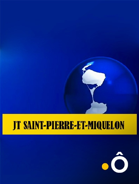 France Ô - Journal Saint-Pierre-et-Miquelon