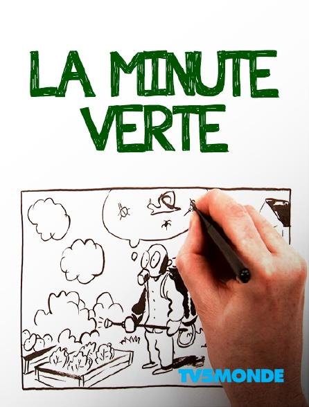 TV5MONDE - La minute verte