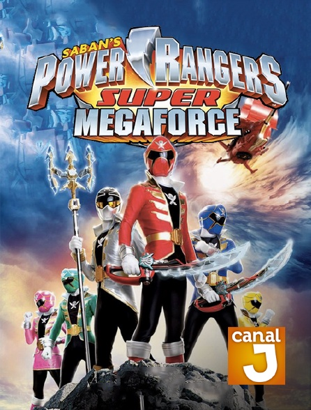 Canal J - Power Rangers Megaforce