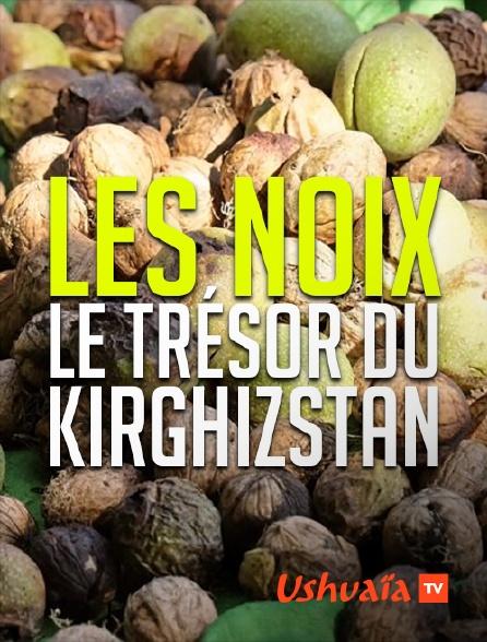 Ushuaïa TV - Les noix, le trésor du Kirghizstan