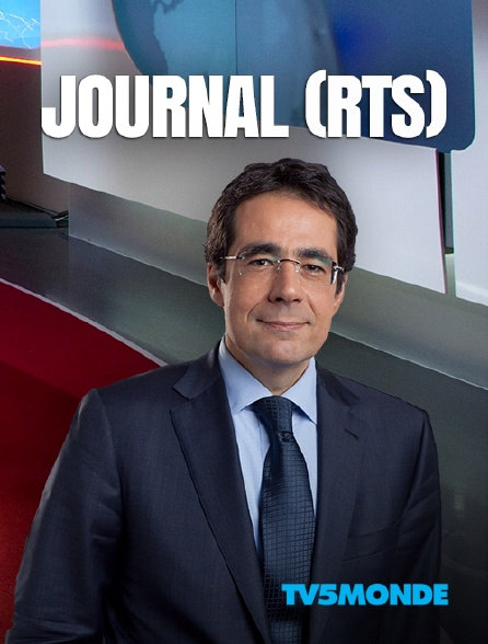 TV5MONDE - Journal (RTS)