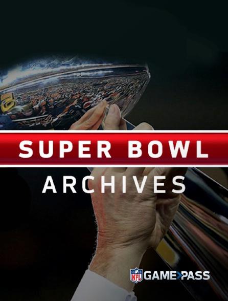 NFL Game Pass - Super Bowl Classics en replay