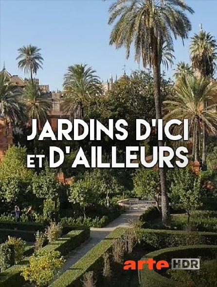 Arte HDR - Jardins d'ici et d'ailleurs