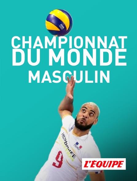 L'Equipe - Championnat du monde masculin