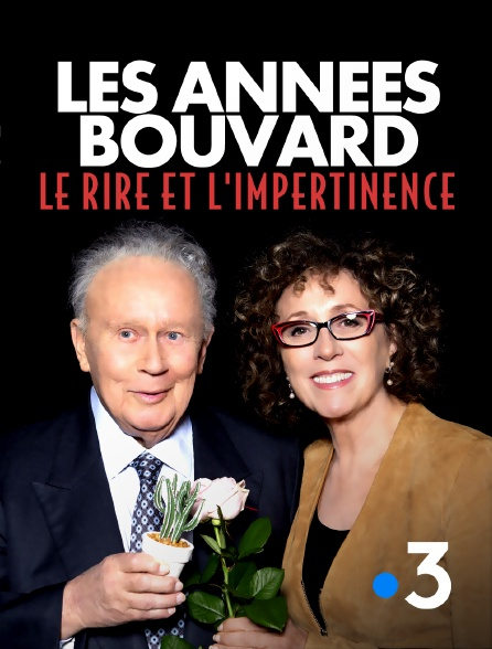 France 3 - Les années Bouvard : le rire et l'impertinence