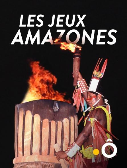 France Ô - Les jeux Amazones