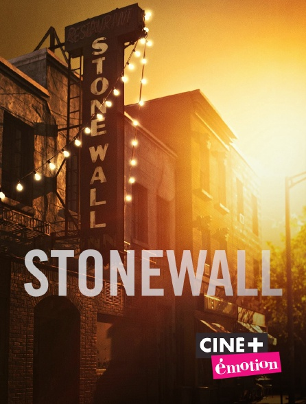 Ciné+ Emotion - Stonewall