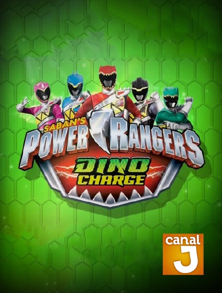Canal J - Power Rangers Dino Super Charge