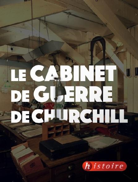 Histoire - Le cabinet de guerre de Churchill